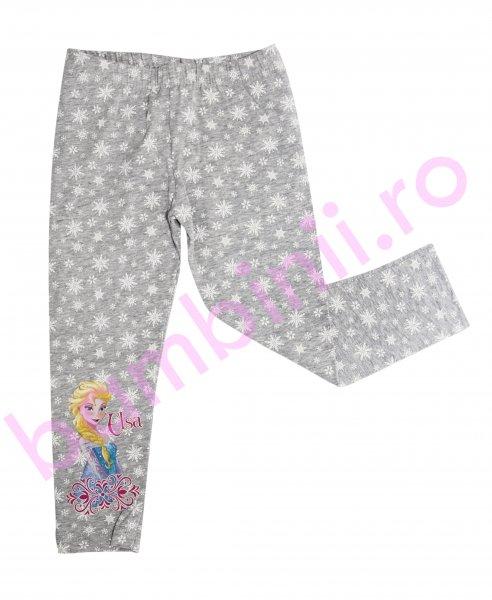 Pantaloni fete Frozen 1001 gri 98-134