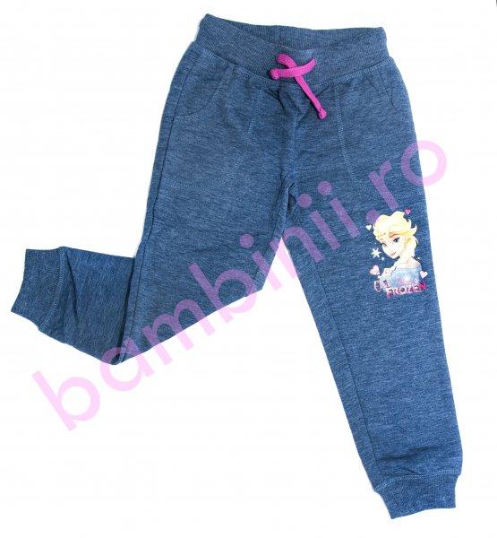 Pantaloni fete Frozen 1002 albastru