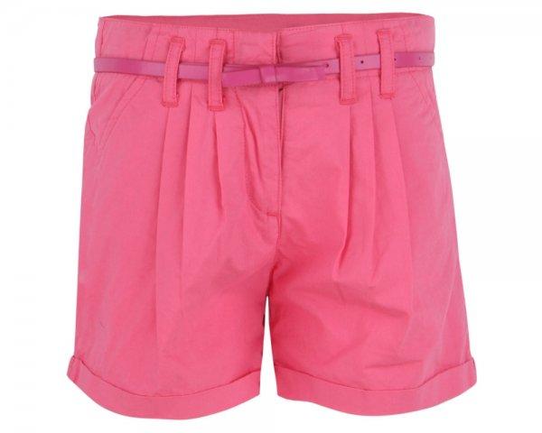 Pantaloni fete scurti 8194 turcoaz 96-146