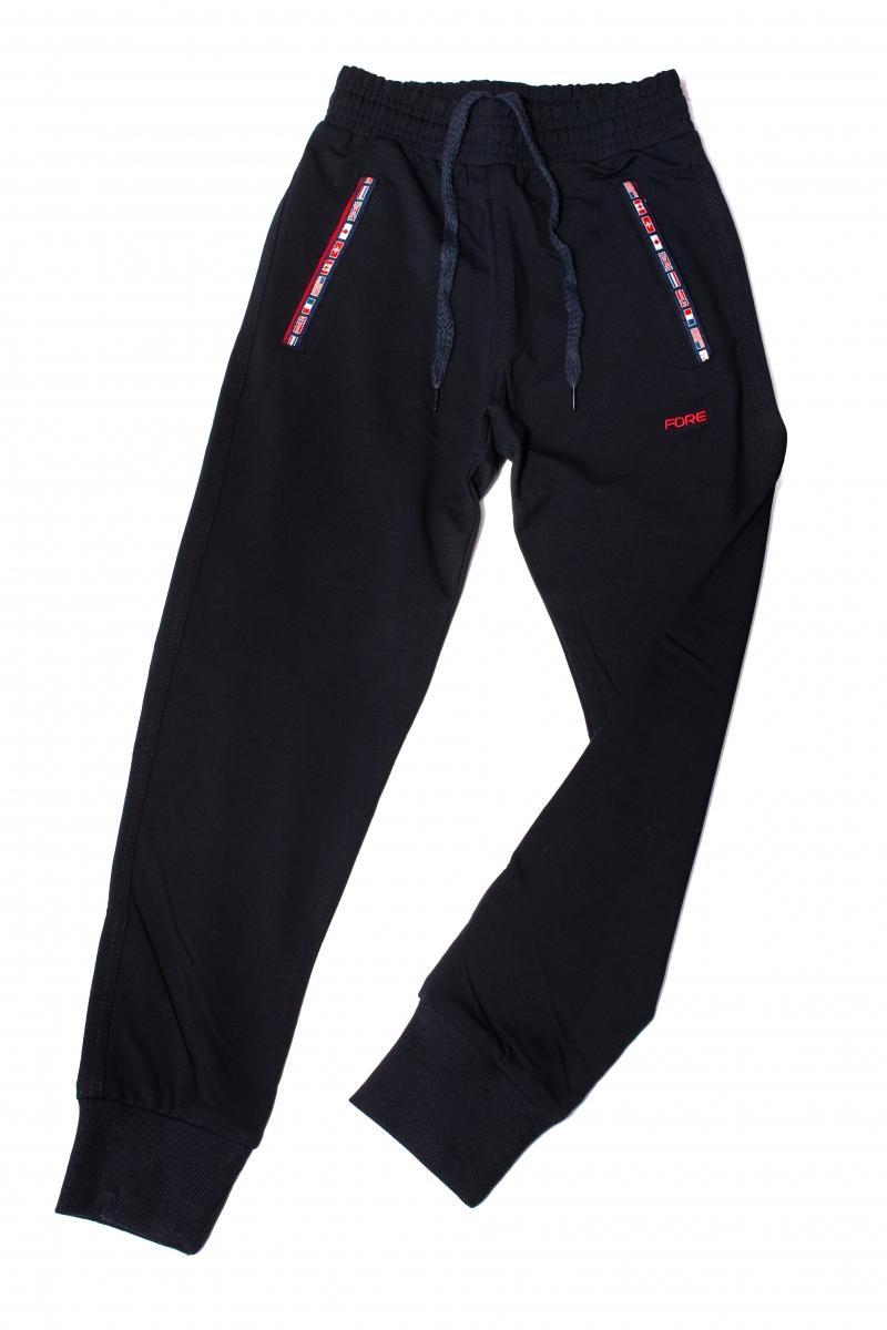 Pantaloni trening copii 9875 blumarin 152-176cm