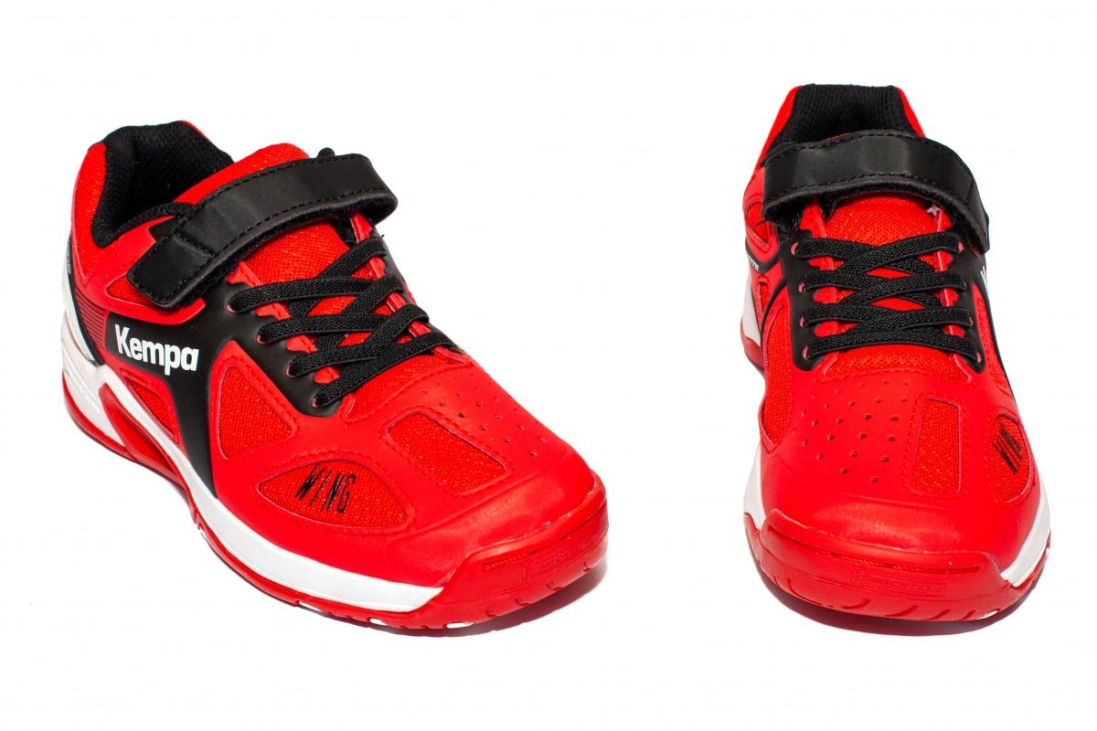 Pantofi Kempa Wing EBBE & FLUT 2019 rosu 28-33