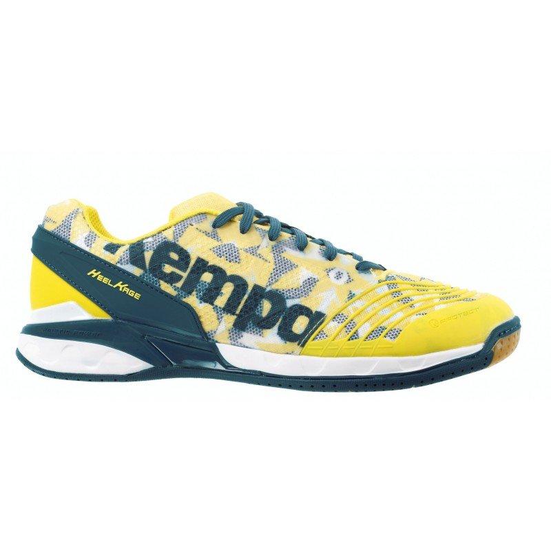 Pantofi Kempa sport Attack One 2018 galben blu 42-50