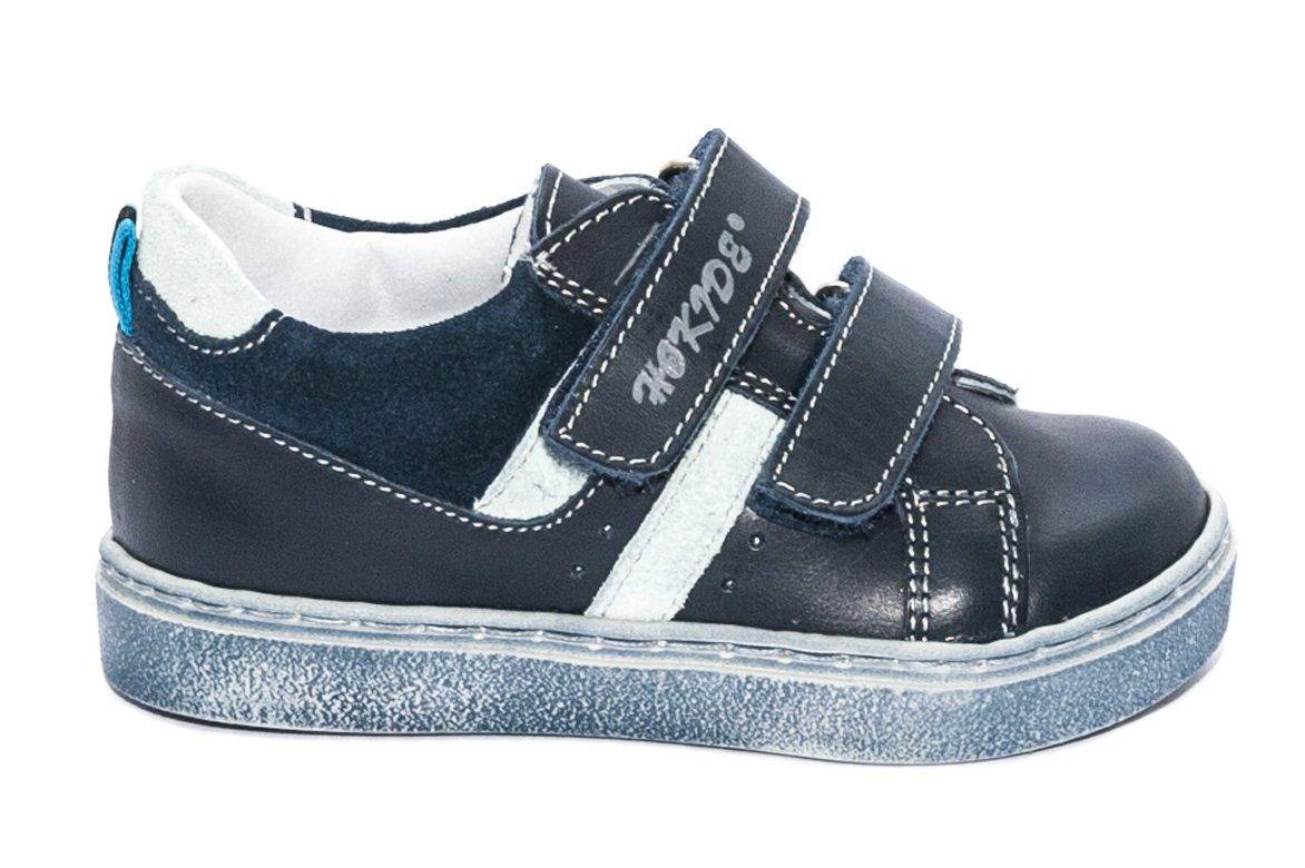 Pantofi baieti sport hokide 316 blu alb 22-25