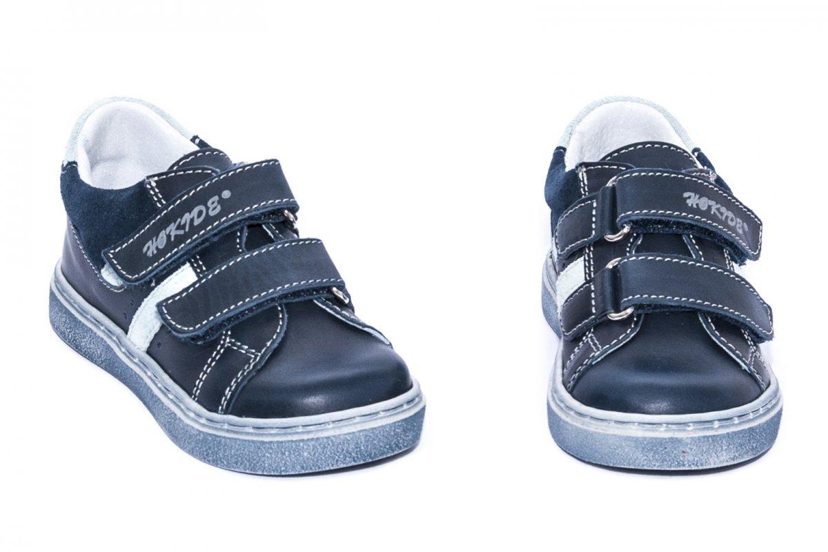 Pantofi baieti sport hokide 316 blu alb 22-32
