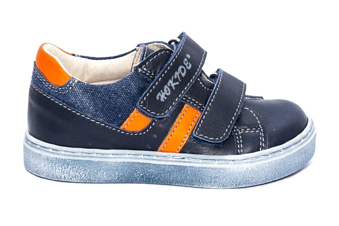 Pantofi baieti sport hokide 316 blu port 22-25