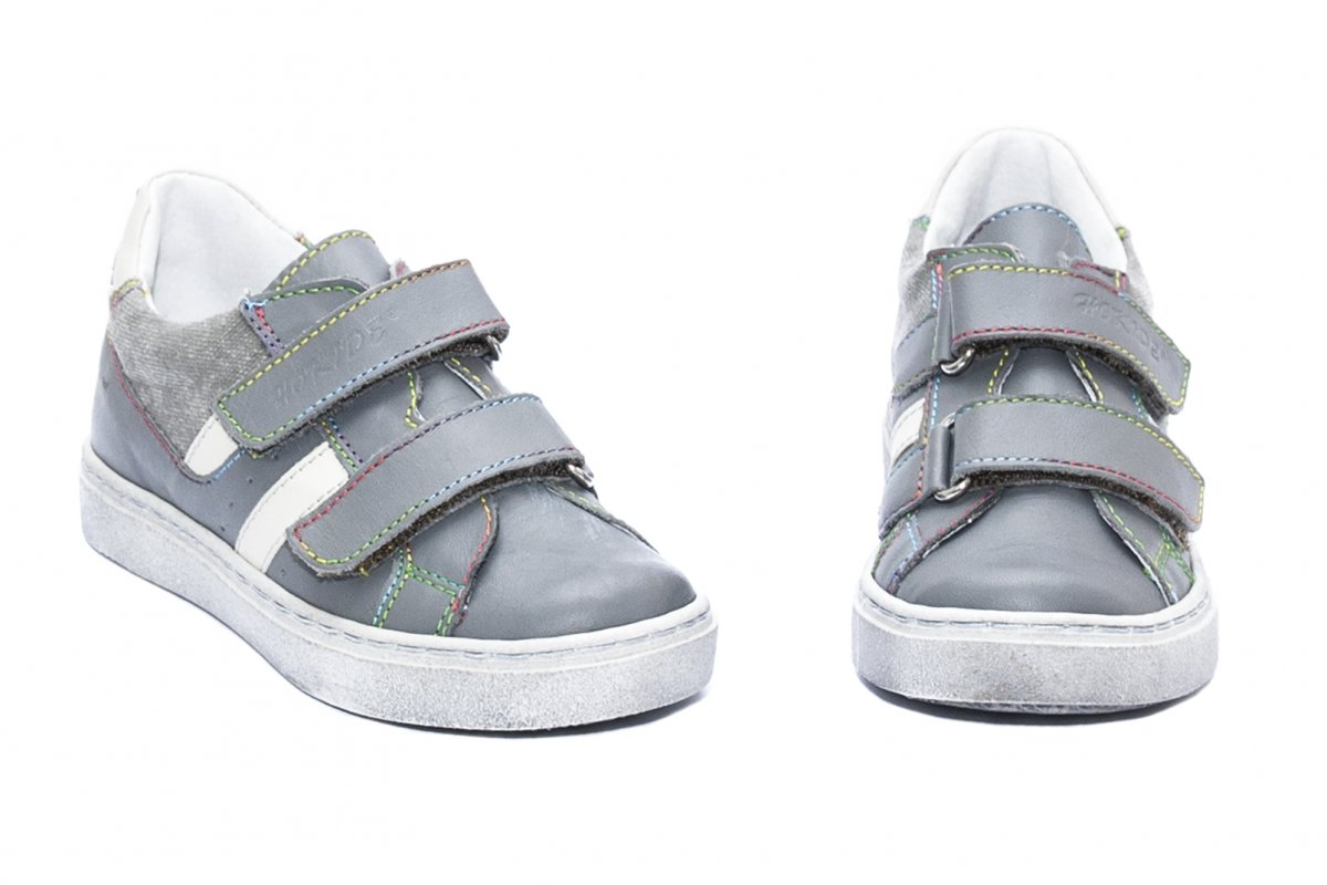 Pantofi baieti sport hokide 316 gri 22-27