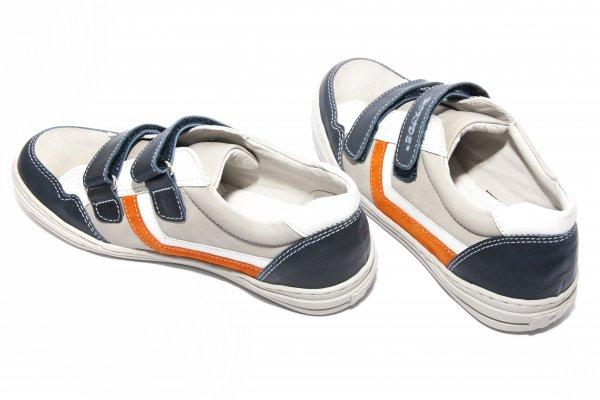 Pantofi baieti sport hokide 344 albastru port 26-35