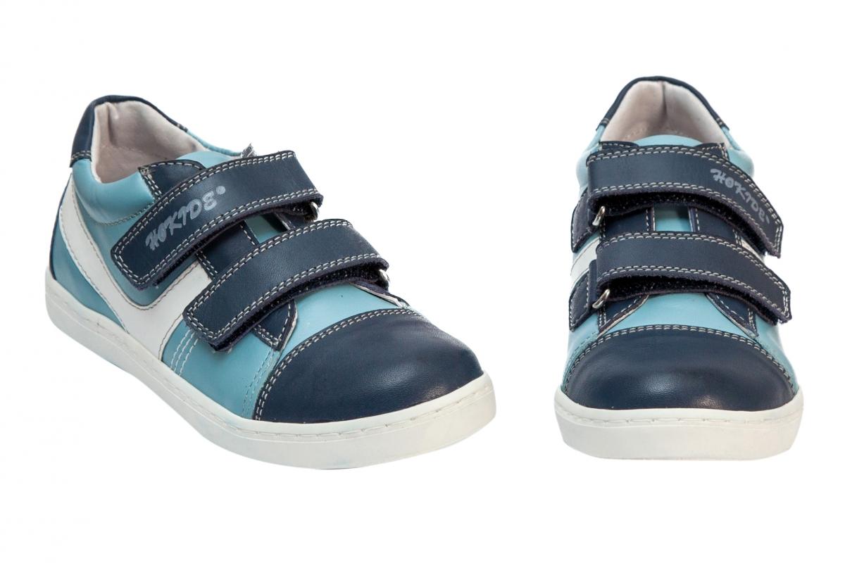 Pantofi baieti sport hokide 398 albastru 26-37