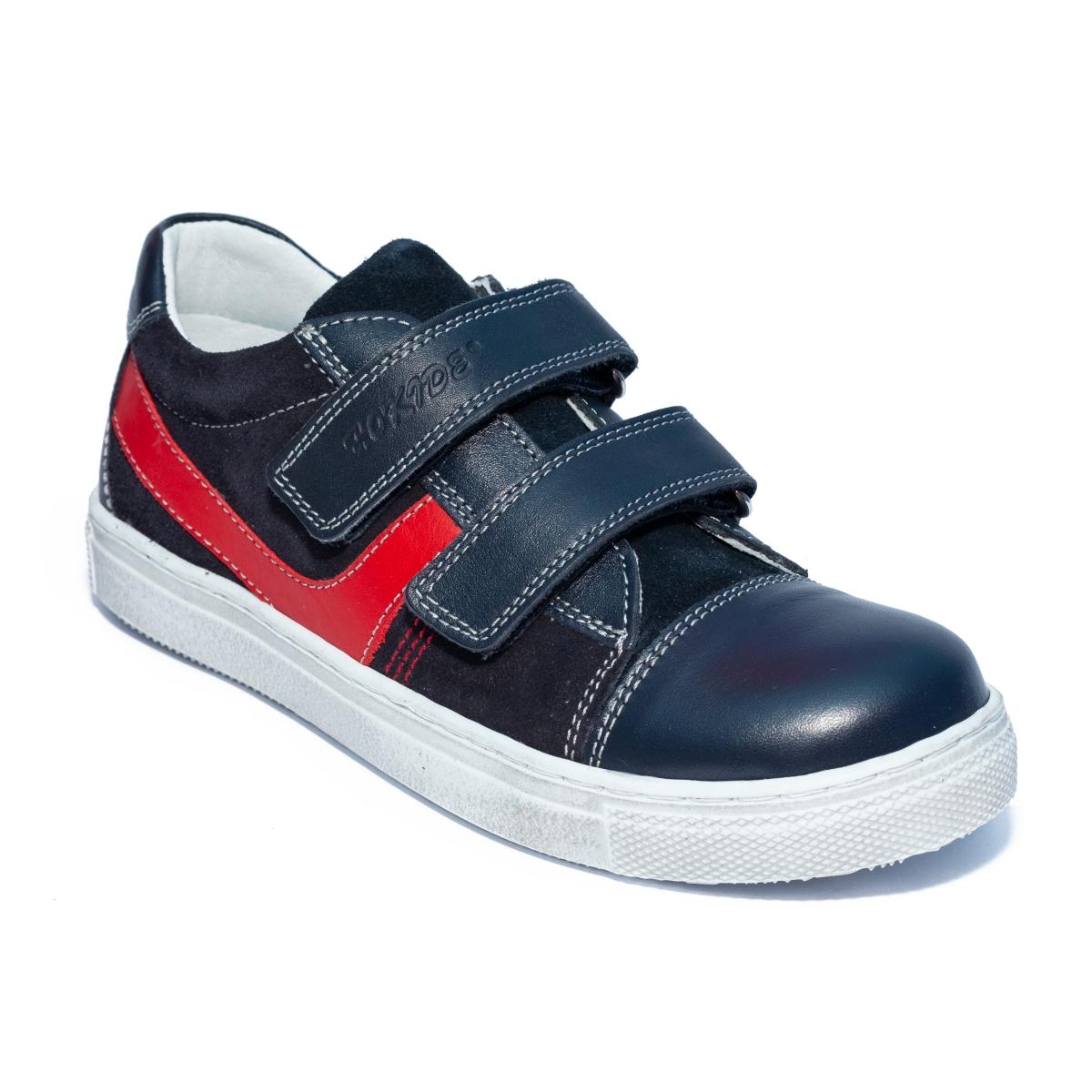 Pantofi baieti sport hokide 398 blu rosu 26-37