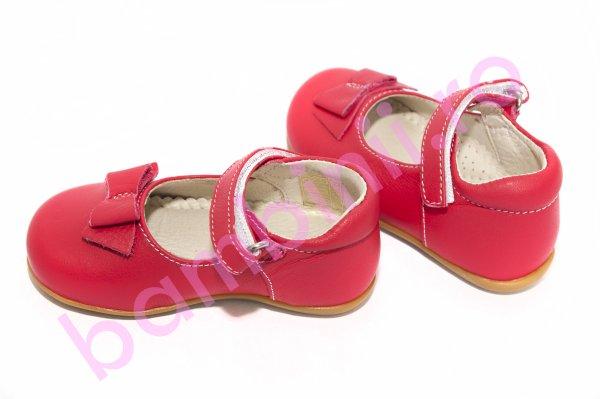Pantofi balerini fete avus Camos corai 20-27