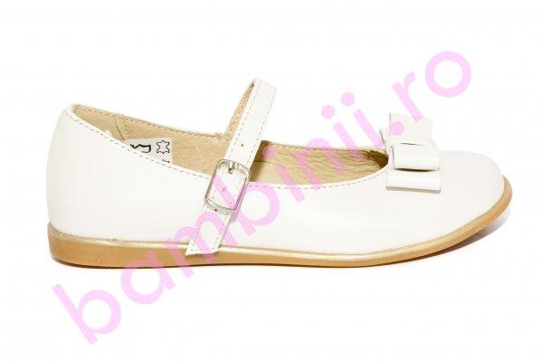 Pantofi balerini fete 1326 bej 26-36