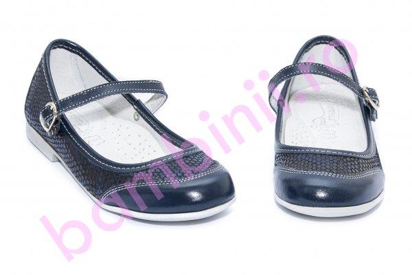 Pantofi balerini fete 383 blumarin 26-36