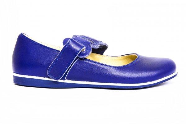 Pantofi balerini fete 639 blu new 26-36