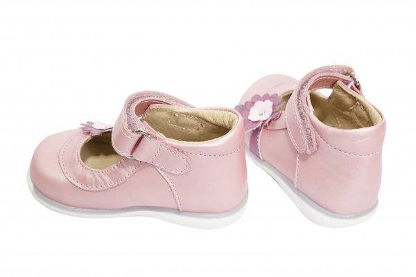 Pantofi balerini fete 746 roz mov 18-25