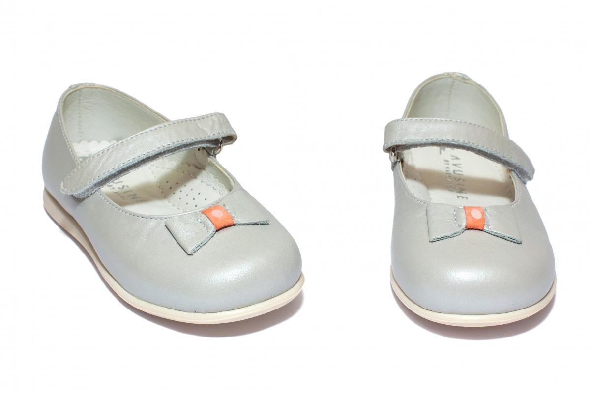 Pantofi balerini fete avus 726 perlat 19-26