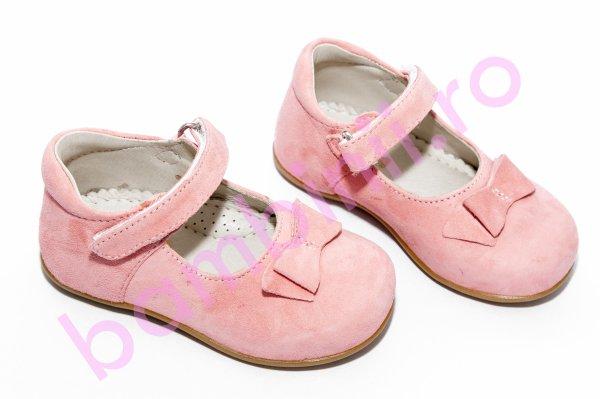 Pantofi balerini fete avus Camos piersica 20-27