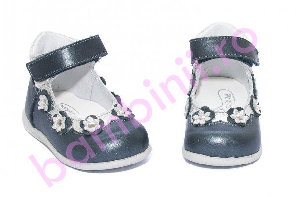 Pantofi balerini fete hokide 401 blumarin 18-24