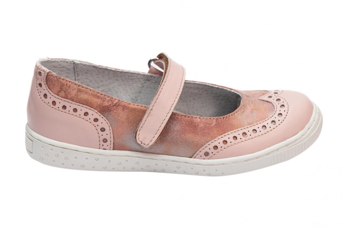 Pantofi balerini fete hokide 419 roz 26-35