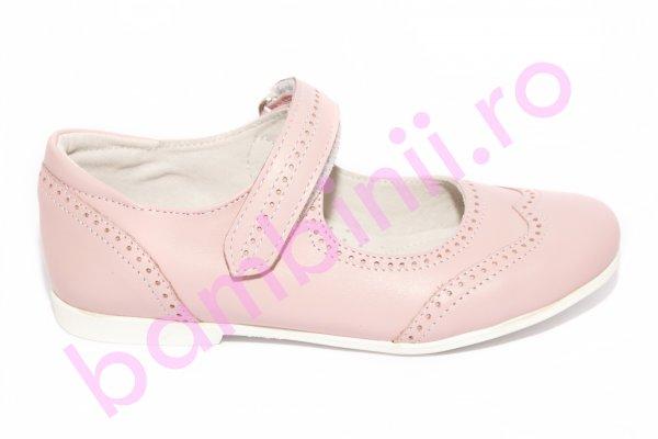 Pantofi balerini fete hokide 420 roz roz 26-35