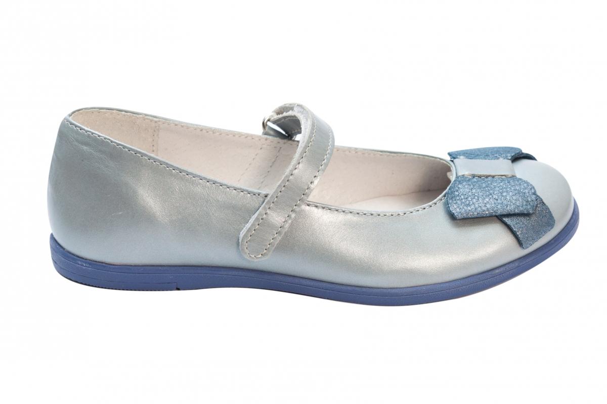 Pantofi balerini pj shoes Lia cielo 27-36