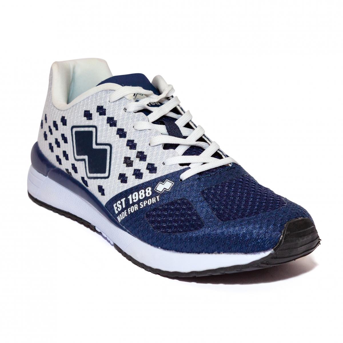 Pantofi barbati Errea laser jet scarpe alb albastru 39-47