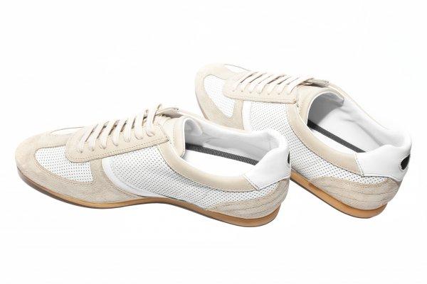 Pantofi barbati piele 167 bej 39-45