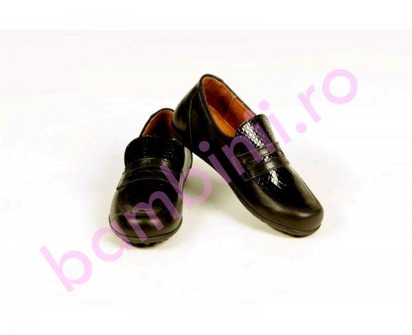 Pantofi copii piele Albert