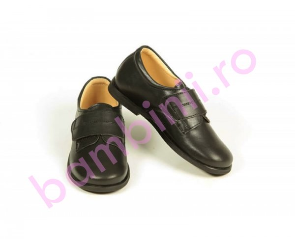 Pantofi copii Denis arici negru