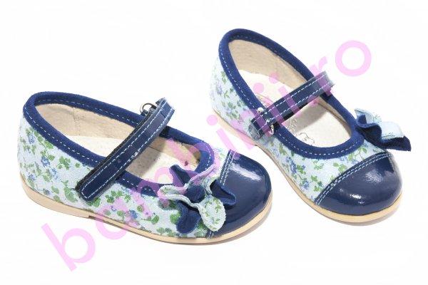 Pantofi copii hokide 304 blu lac