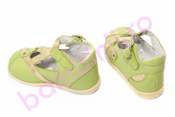 Pantofi copii hokide 307 verde 19-24