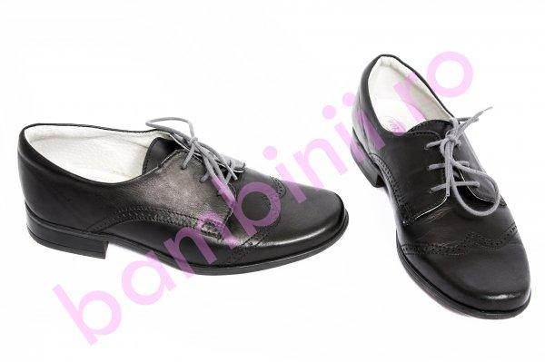 Pantofi copii hokide 326 negru