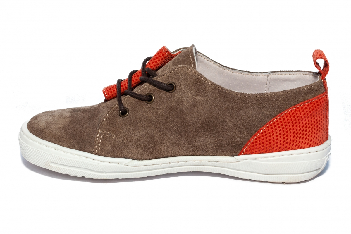 Pantofi copii hokide 354 maro port 26-35