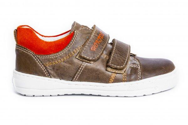 Pantofi copii hokide 560 maro inchis 26-35