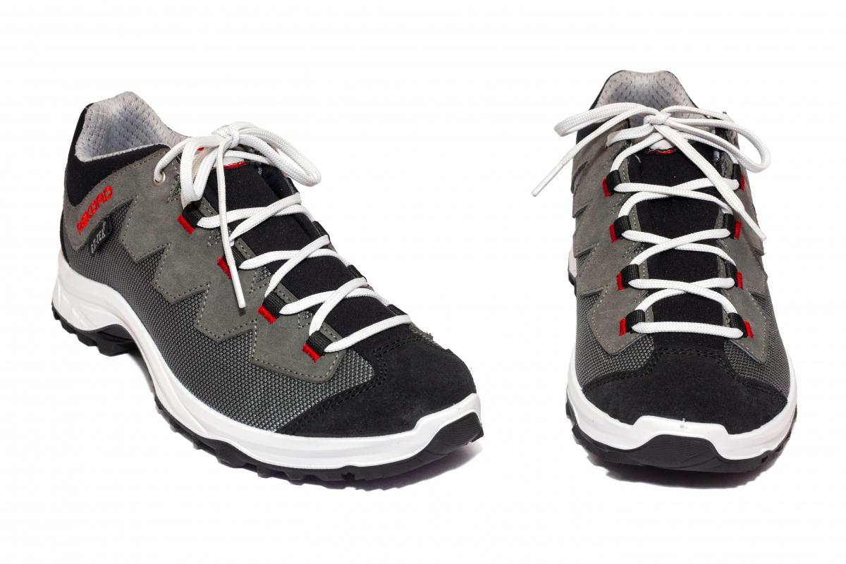 Pantofi copii impermeabili Ibex Rx Tex gri 36-45