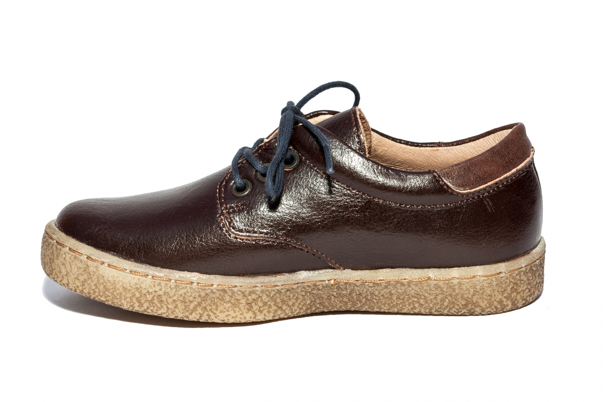 Pantofi copii leofex 101.2 maro 26-37
