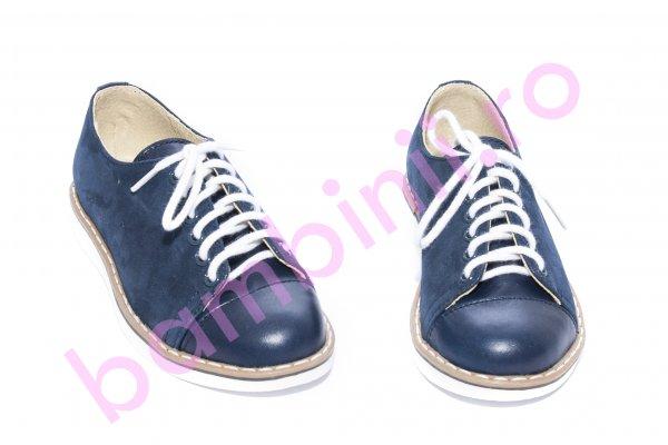 Pantofi copii piele 1384 blumarin lux 26-36