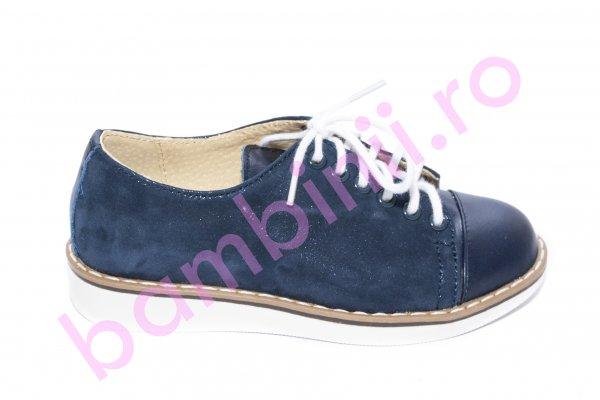 Pantofi copii piele 1384 blumarin 26-36
