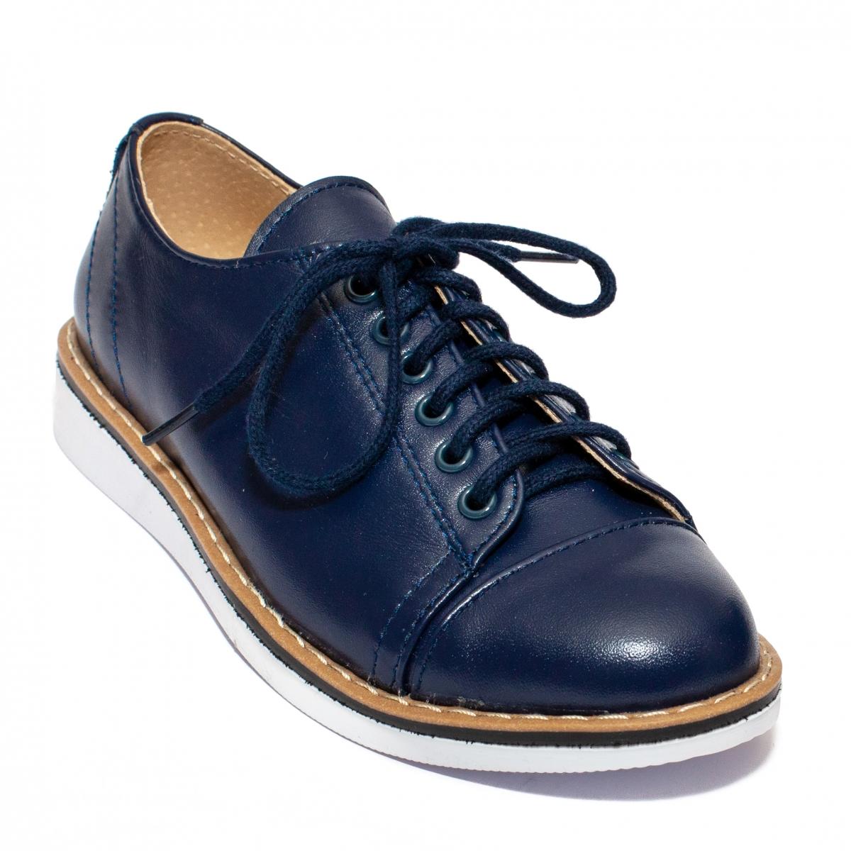 Pantofi copii piele 1384 blumarin box 26-36