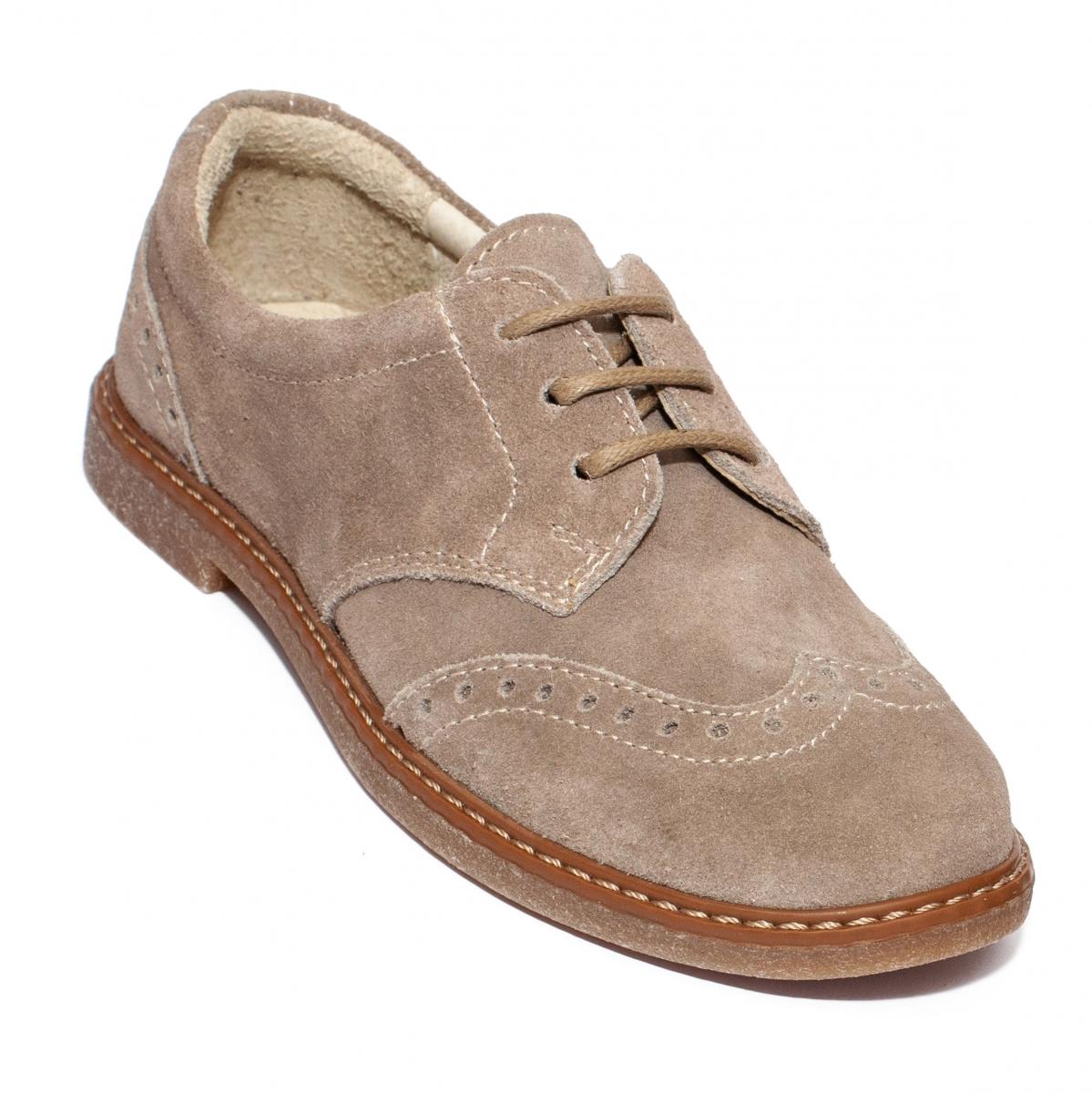 Pantofi copii din velur pj shoes Frigerio bluemarin 31-38