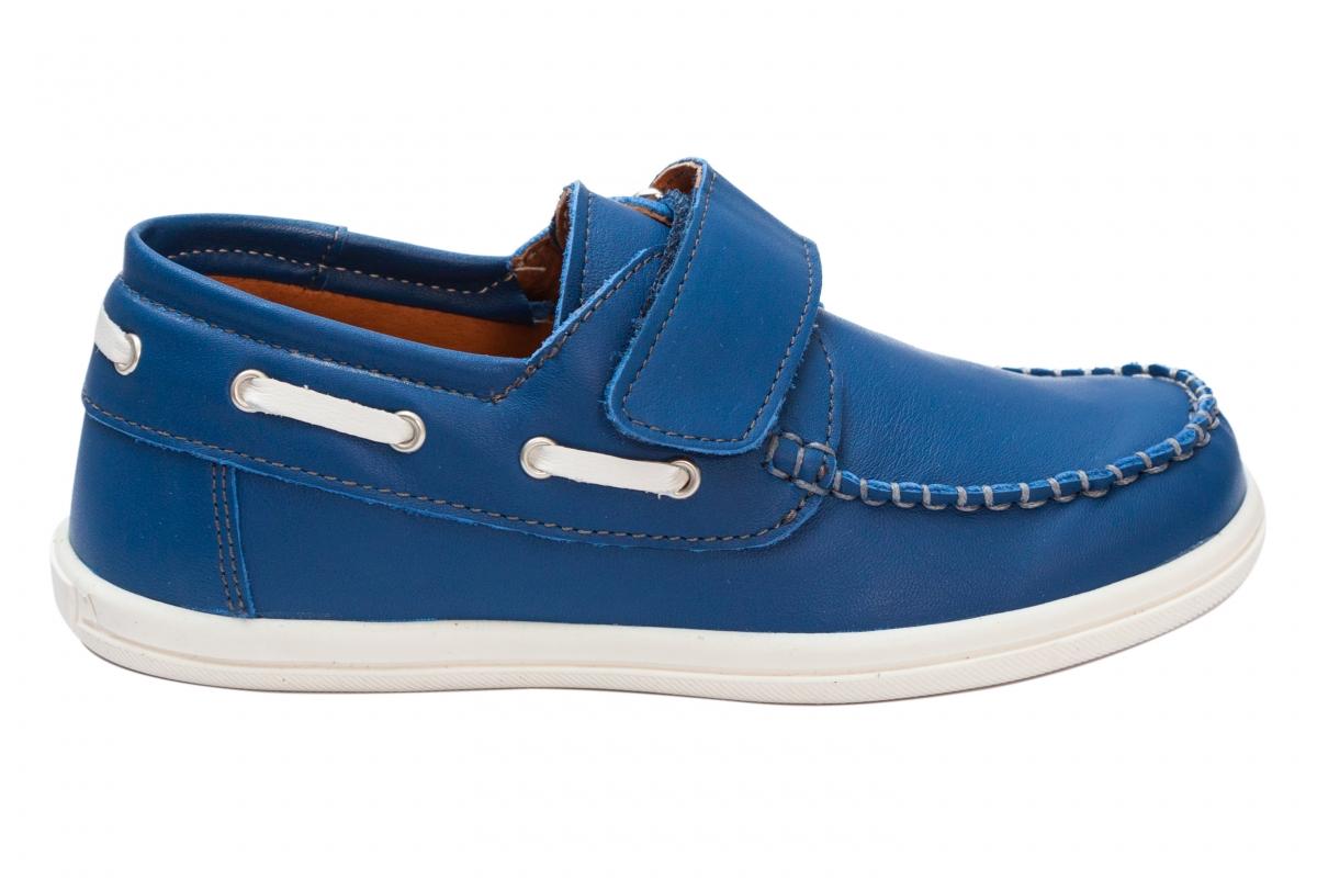 Pantofi copii pj shoes Jose blu 27-36