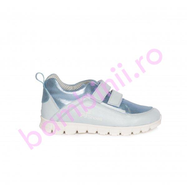 Pantofi copii pj shoes Salvatore blue 27-36