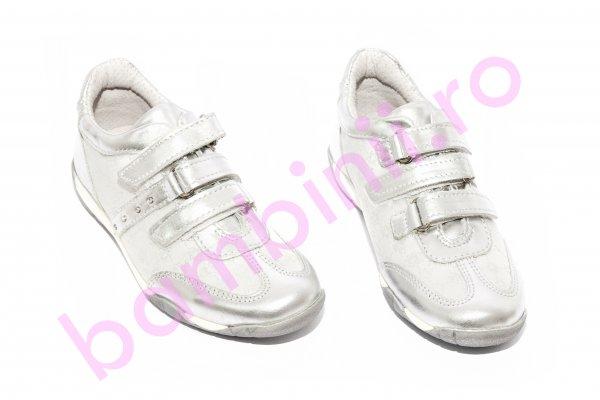 Pantofi copii primigi 351 argintiu 26-39