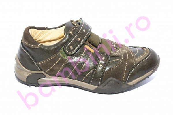 Pantofi copii primigi 353 kaki 26-39