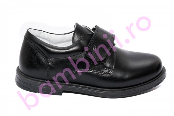 Pantofi copii scoala hokide 260 negru 26-37