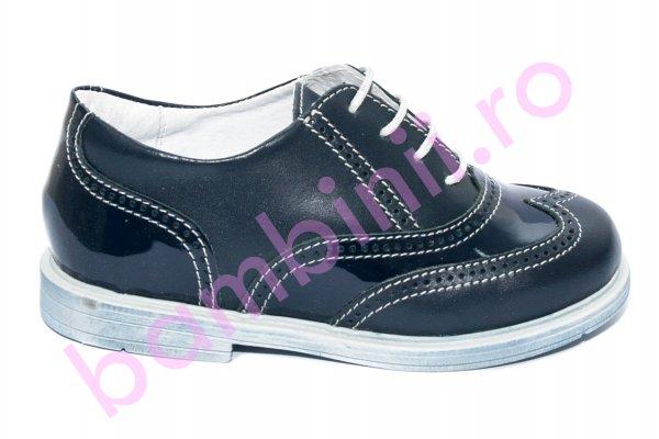 Pantofi copii scoala hokide 326 blumarin lac 26-37