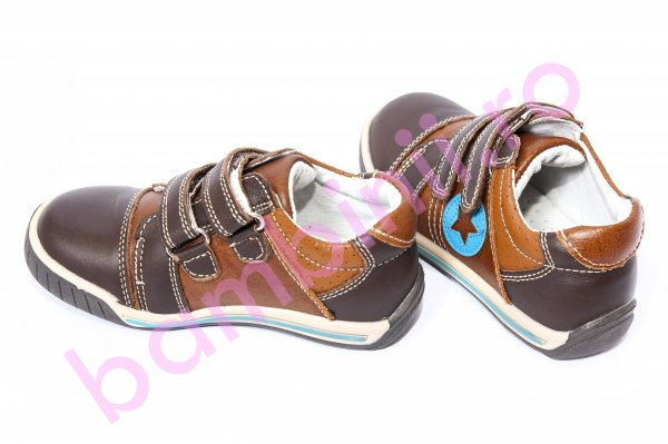 Pantofi copii sport 9424 maro 25-30