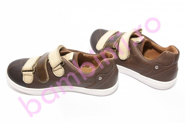 Pantofi copii sport avus 162 maro 27-34