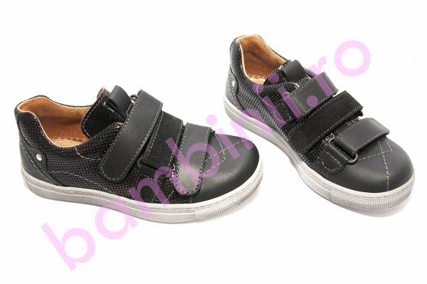 Pantofi copii sport avus 162 negru 27-34