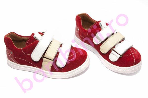 Pantofi copii sport avus 162 rosu