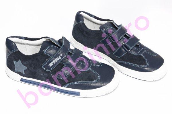 Pantofi copii sport hokide 127 albastru